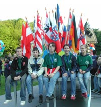 World Junior Games 2005 Hamburg